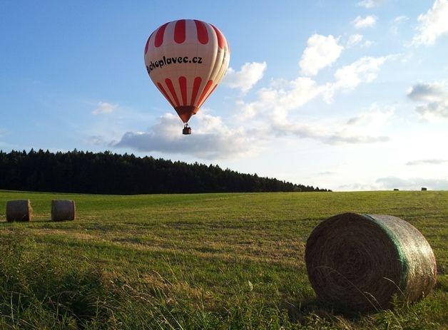 Poukaz Allegria - let balónem pro dva Karlštejn