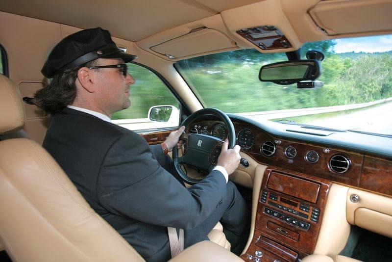 Poukaz Allegria - luxusní romantika v Rolls-Royce