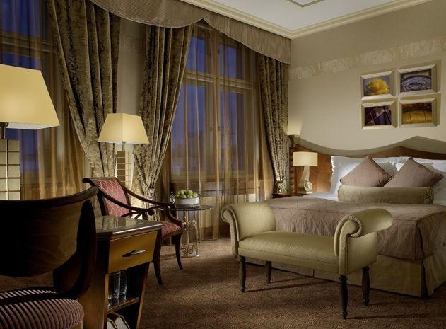 Poukaz Allegria - romantická noc v Art Deco Imperial Hotel