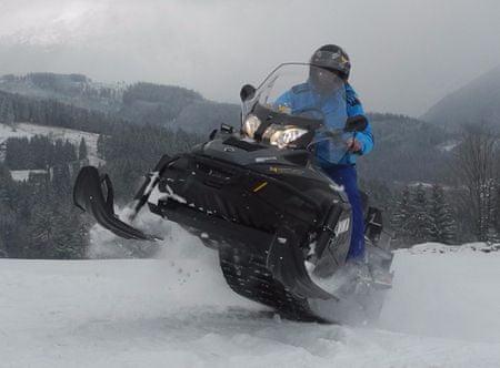 Allegria jízda na sněžném skútru