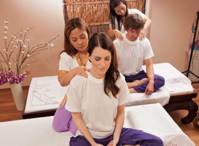 Poukaz Allegria - thajská masáž pro dva Brno