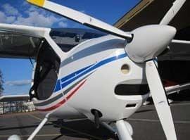 Poukaz Allegria - pilotem na zkoušku ultralightu - 10 minut Vyškov