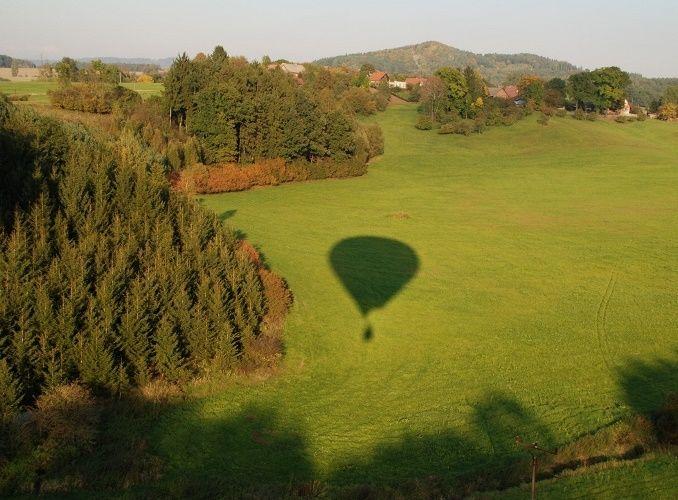 Poukaz Allegria - let balónem pro dva Kroměříž
