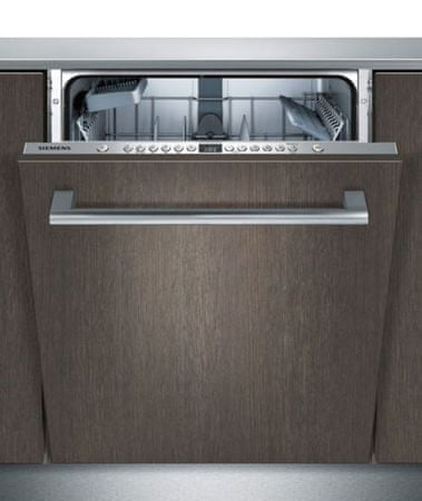 SIEMENS SN636X02IE Beépíthető mosogatógép