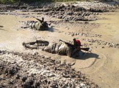 Poukaz Allegria - army drill