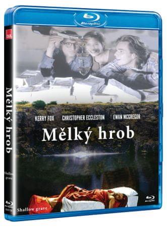 Mělký hrob   - Blu-ray