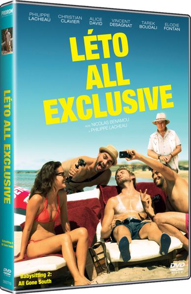 Léto All Exclusive - DVD