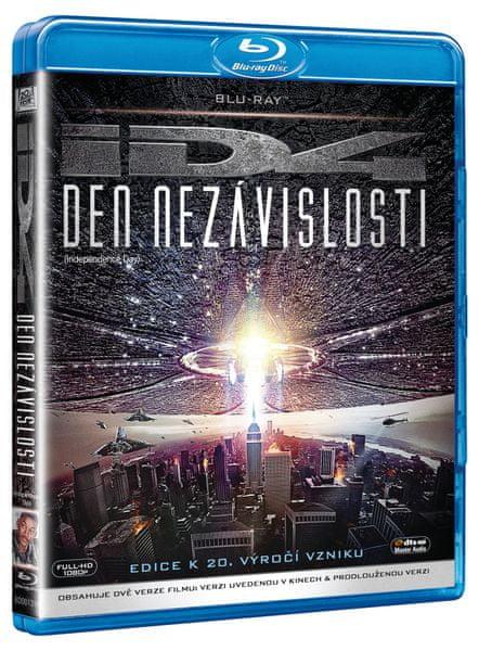 Den nezávislosti (2BD) - Blu-ray