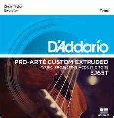 Daddario EJ65T Struny pro tenorové ukulele