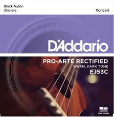 Daddario EJ53C Struny pro koncertní ukulele