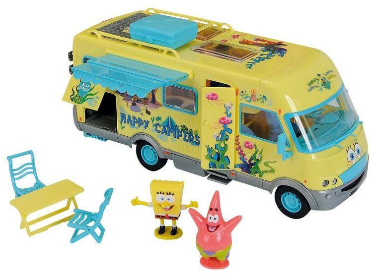 Dickie Spongebob kempingový set