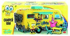 DICKIE Spongebob zestaw kempingowy