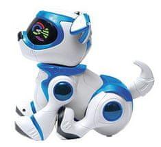 Cobi TEKSTA robotické štěně ovládané hlasem modré