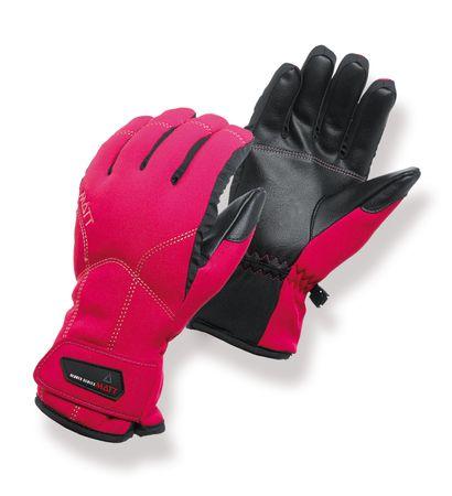 Matt rokavice Alba Junior 3085, roza, 8Y