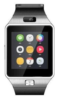 Carneo smart hodinky BW08, černá