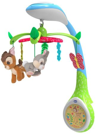 Chicco Kolotoč Disney edice, Bambi
