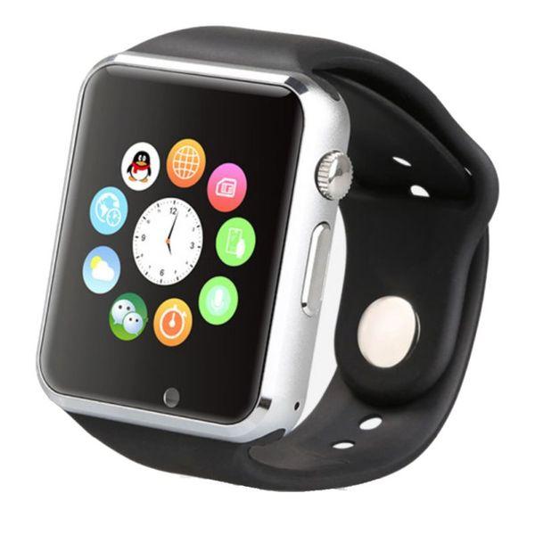Carneo smart hodinky U10, černá