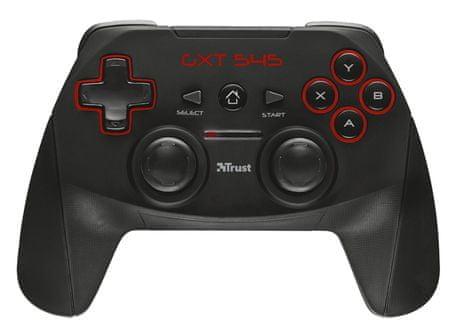 Trust gamepad 20491 GXT 545 za PC & PS3