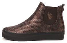 U.S. Polo Assn. dámské Chelsea boty Penelope Lame