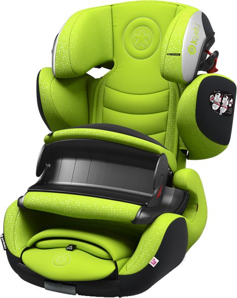 KIDDY Guardianfix 3 2017, Lime Green