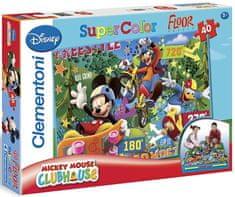 Clementoni Podlahové puzzle 25436 Mickey Mouse