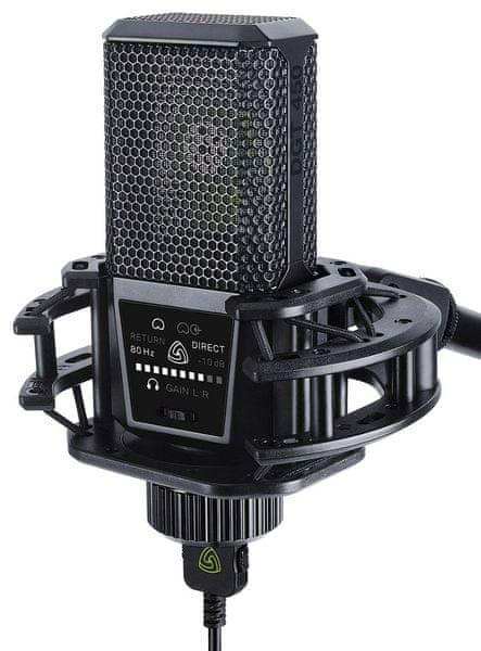 Lewitt DGT 450 USB kondenzátorový mikrofon