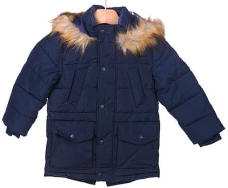 Primigi fantovska jakna 116 modra