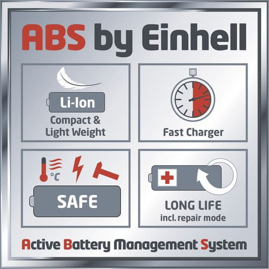 Einhell wiertarko–wkrętarka TE-CD 18 2B (2x1,5 Ah Li)