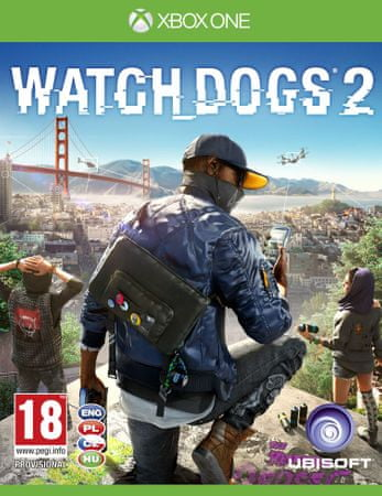 Ubisoft Watch Dogs 2 / Xbox One