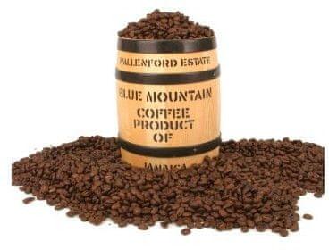 Vergnano Jamaica Blue Mountain zrnková 125 g