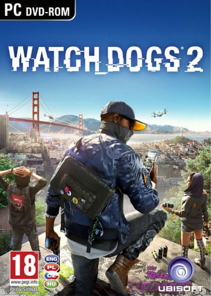 Ubisoft Watch Dogs 2 / PC