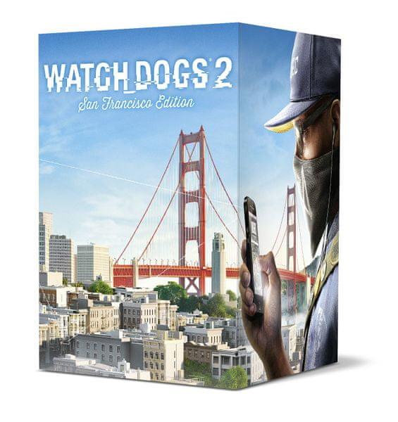 Ubisoft Watch Dogs 2 San Francisco Edition / PC