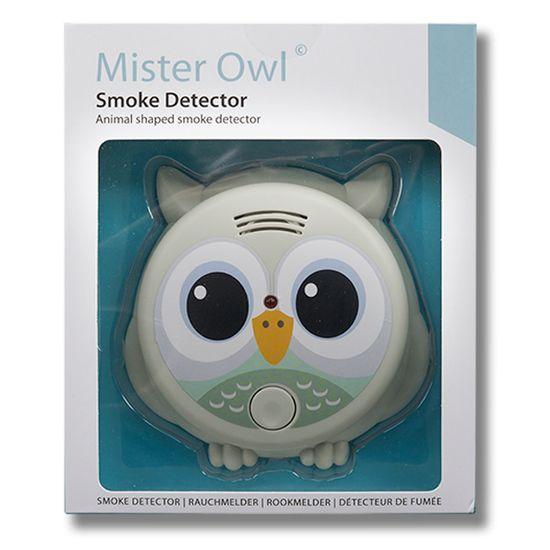 FLOW Detektor dymu
