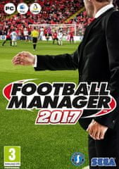 Sega Football Manager 2017 Limited Edition / PC