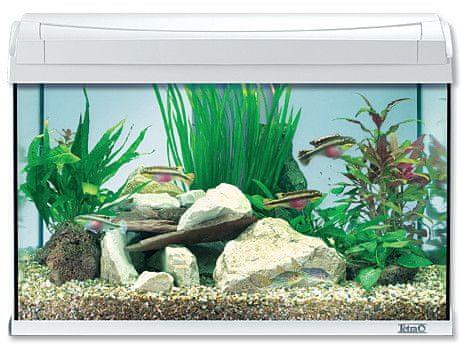 Tetra AquaArt akvárium set bílý 60l