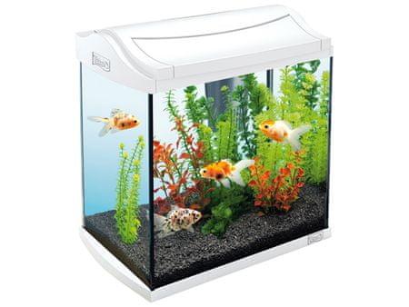 Tetra akvarijski set AquaArt, bel, 30 l
