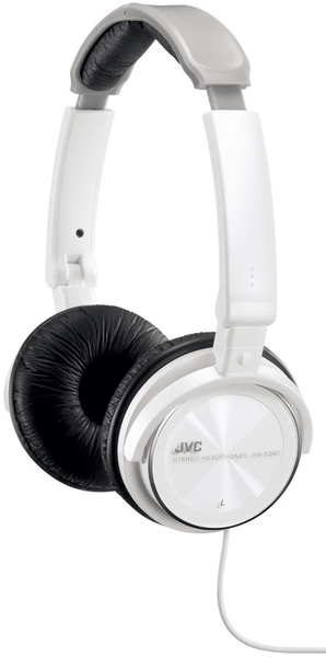 JVC HA-S360-W, bílá