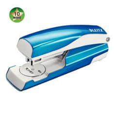 Sešívač Leitz NeXXt 5502 WOW met. modrý 30 listů