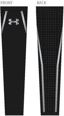 Under Armour ocieplacze Coolswitch AV Arm Sleeves