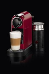 NESPRESSO XN760510 Nespresso Citiz& Milk Red