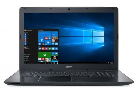 Acer Aspire E5-774G-71CX Notebook, Fekete