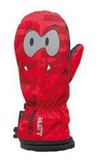 Matt rokavice Monster 3094, rdeče