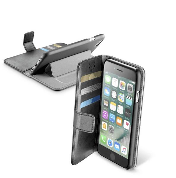 CellularLine pouzdro Book Agenda pro Apple iPhone 7, černé
