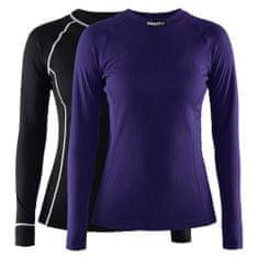 Craft set majic z dolgimi rokavi Active Top, 2 kosa, ženski