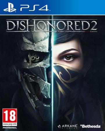 Bethesda Softworks igra Dishonored 2 (PS4)