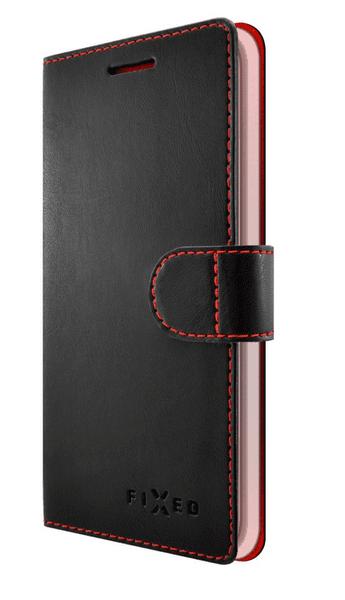 Fixed pouzdro FIT pro Sony Xperia XA Ultra, černé