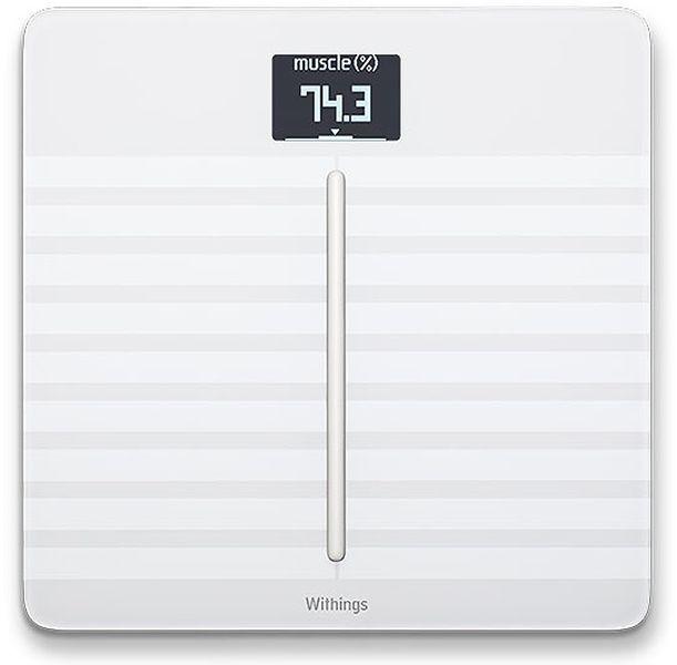 Withings Body Cardio wi-fi bílá