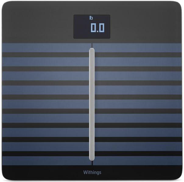 Withings Body Cardio wi-fi černá