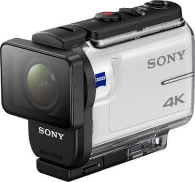 Sony FDR-X3000R + ovladač Live-View (RM-LVR3) + grip (AKAFGP1.SYH) v balení ZDARMA! (FDRX3000RFDI.EU