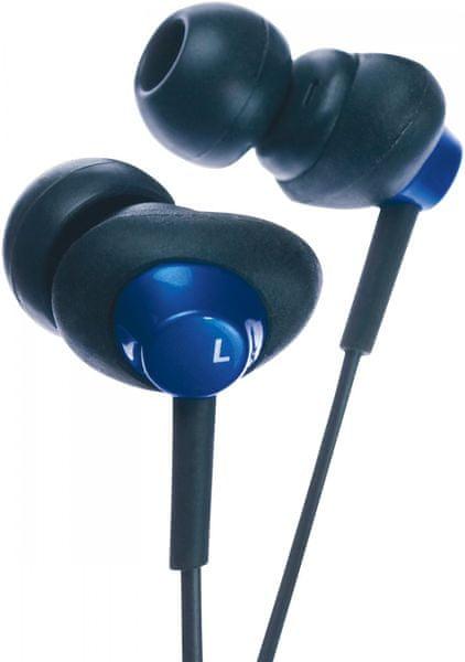 JVC HA-FX66-A, modrá